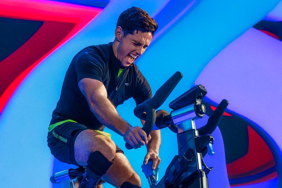 salle de biking